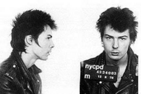 Sid Vicious - 1978 - Cinayet